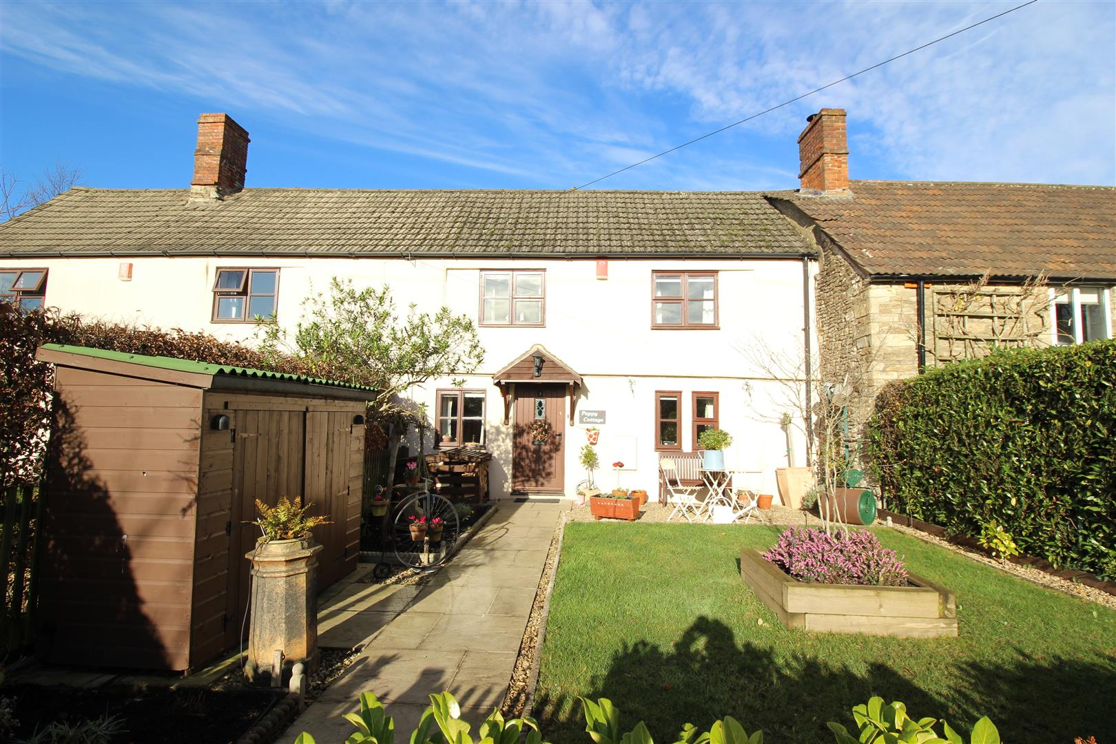 3 Bedrooms Terraced House for sale in Lower Common, Kington Langley